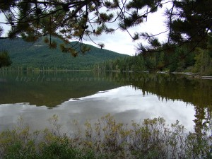 Lower Klaklakama Lake