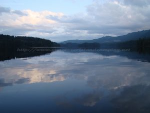 patterson lake on vancouver island