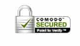 comodo secured badge