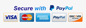 paypal secured badge